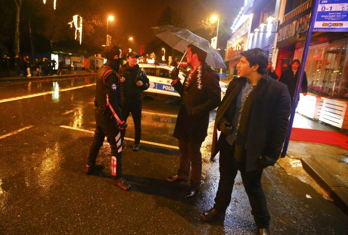 Стілянина у Стамбулі / REUTERS