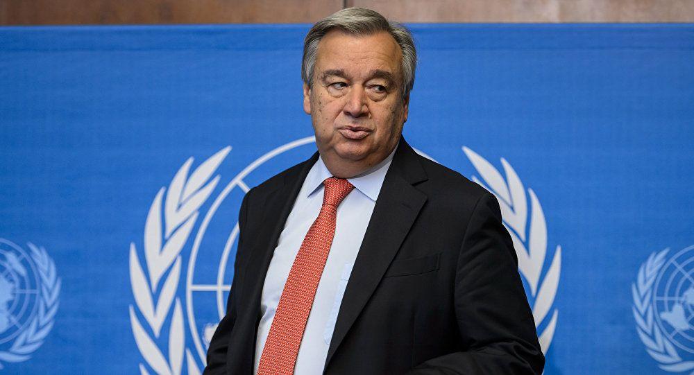 Пусть 2017 будет годом мира— Новый генеральный секретарь ООН