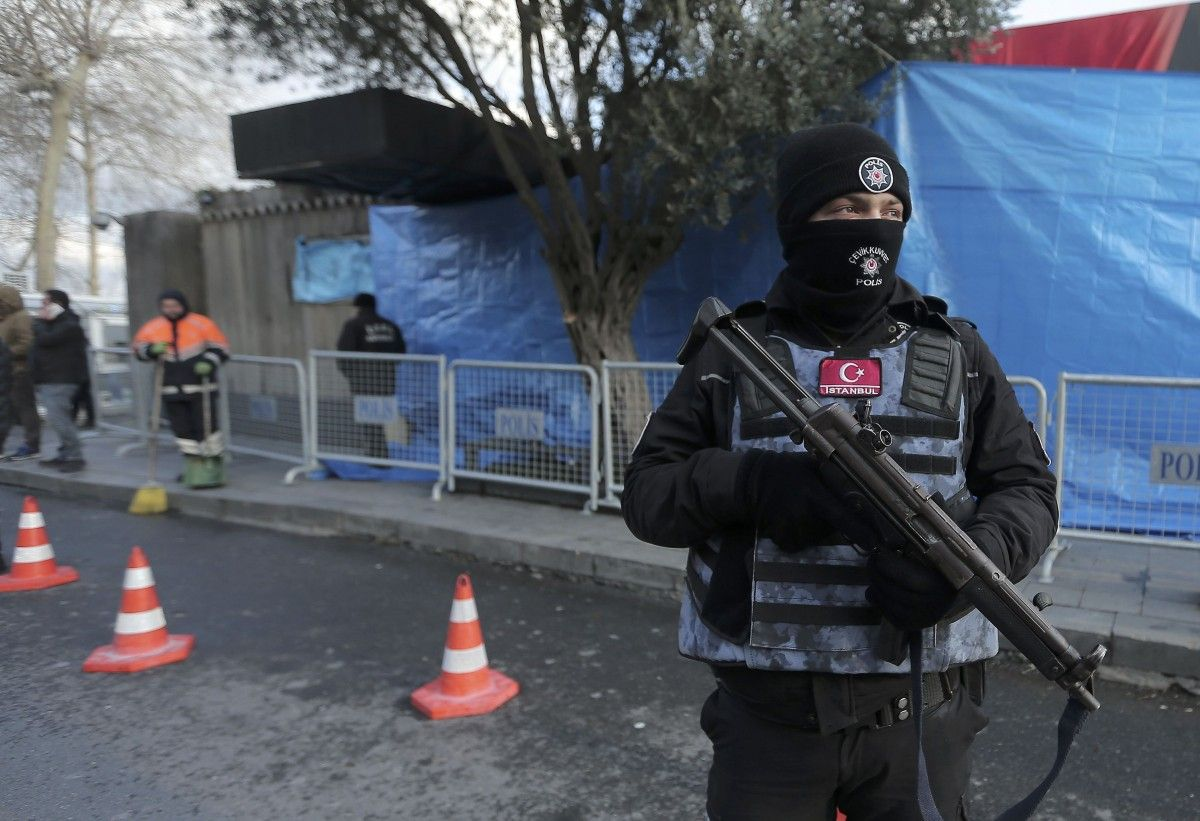 ВТурции задержано восемь подозреваемых ворганизации теракта вСтамбуле