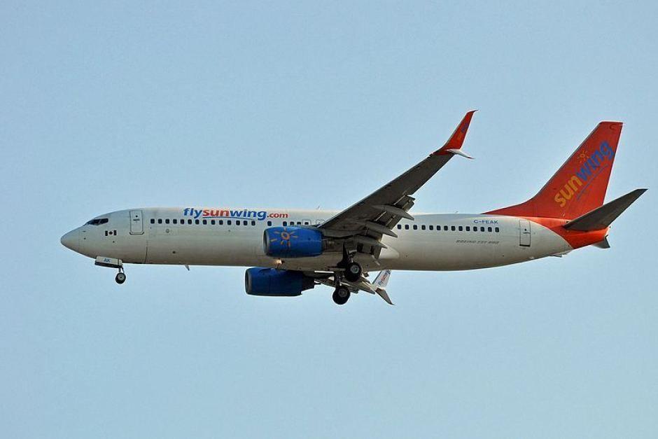 Нетрезвый пилот Sunwing Airlines отключился прямо вкабине лайнера