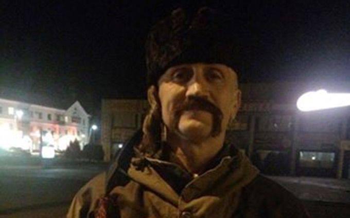 ВКиеве попрощались субитым наДонбассе героем «Козаком»