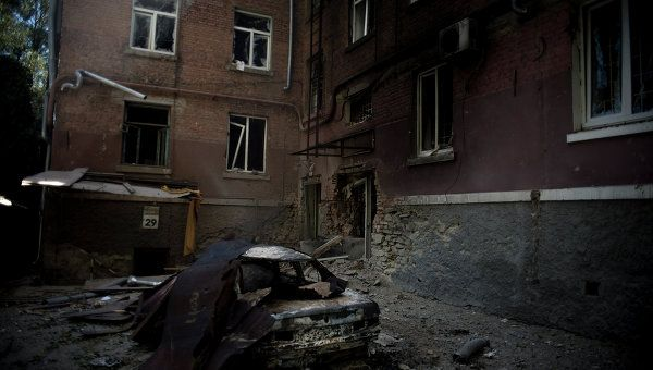 ВЛуганске задерживают местных граждан, несогласных сполитикой оккупантов