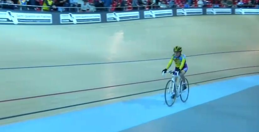 Француз Робер Маршан в105 лет установил спортивный рекорд