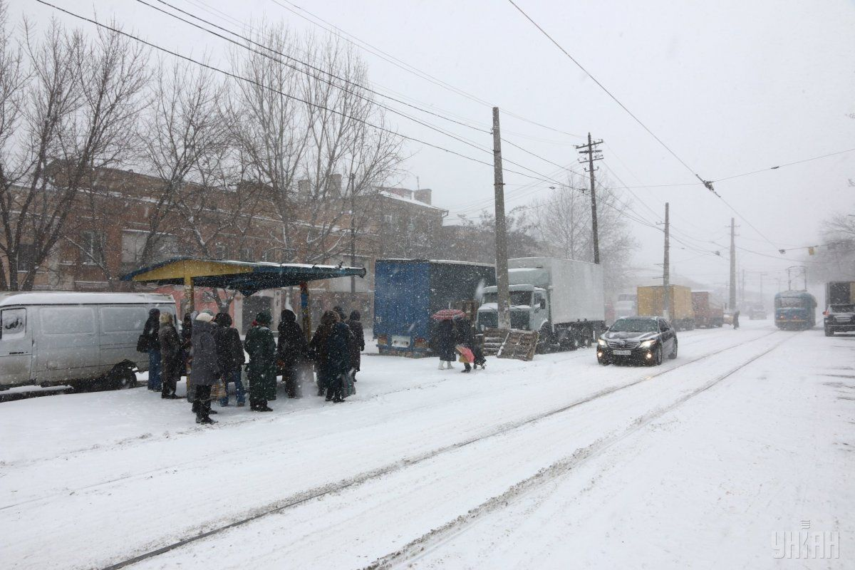 Кульбида: Самые сильные снегопады ожидаются вОдесской иНиколаевской областях