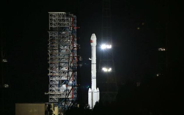 КНР запустил три спутника спомощью коммерческой ракеты-носителя