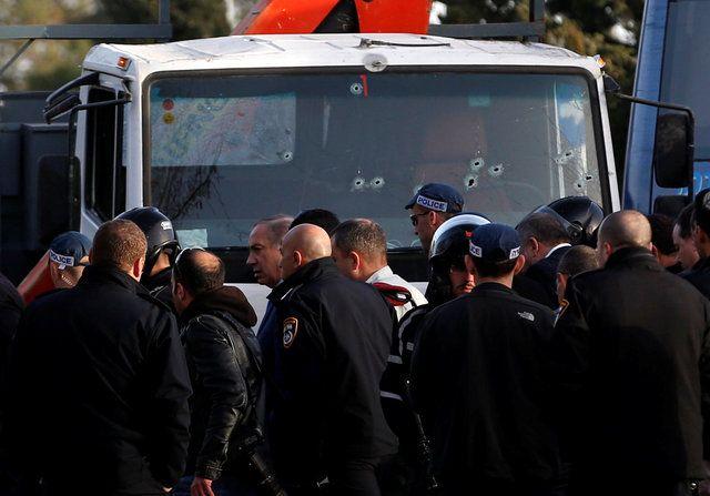 Украинцев среди пострадавших втеракте вИерусалиме нет— посол