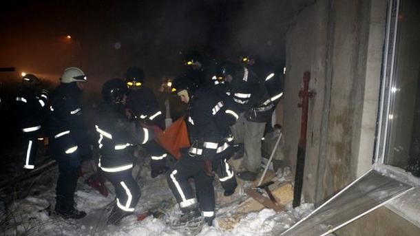 Взрыв вОдессе произошел из-за участников АТО, которые изготовляли бомбу