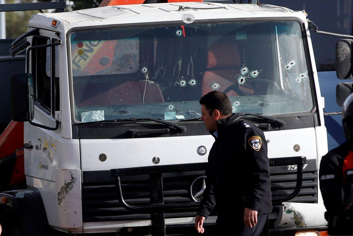 Нетаньяху связал атаку вИерусалиме стерактами вБерлине иНицце