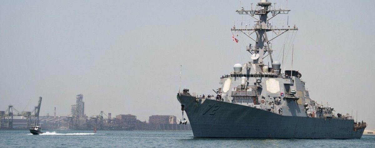 У США підтвердили інцидент із іранським флотом / flickr.com
