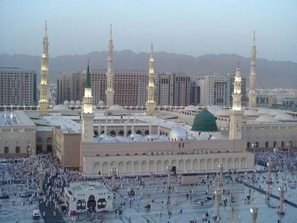 Мечеть Пророка в Медині / islam-today.ru