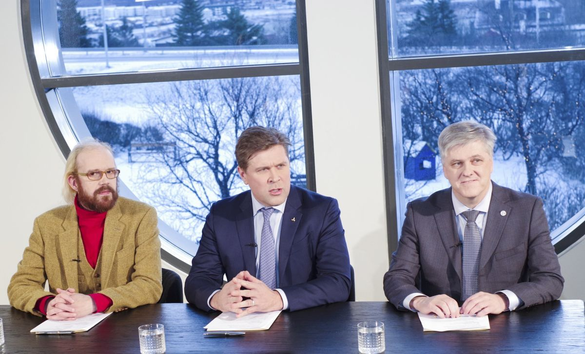 Новым премьером Исландии будет Бьярни Бенедиктссон