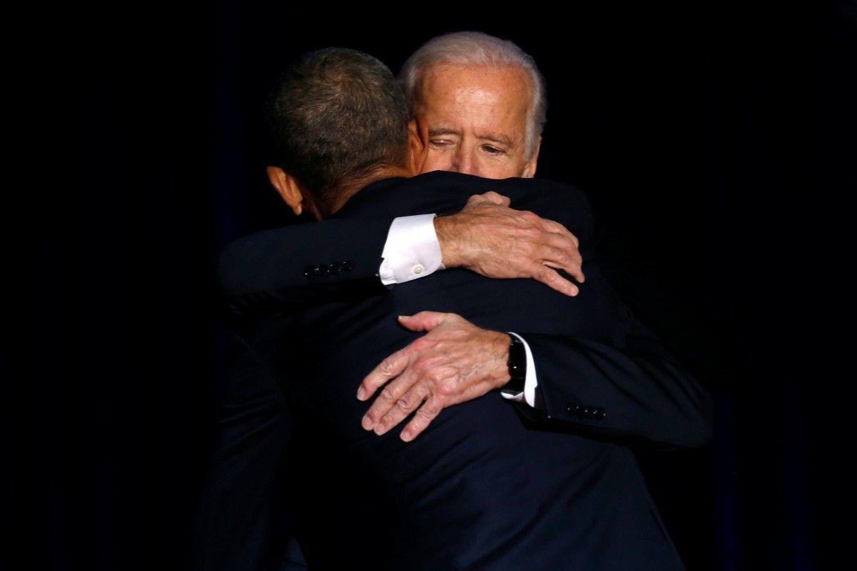 Барак Обама та Джо Байден / REUTERS