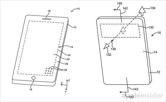 Apple запатентовала технологии для создания безрамочного iPhone