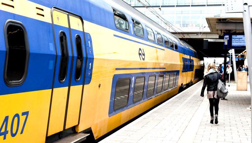 Нидерландские поезда навсе 100% перешли наэнергию ветра