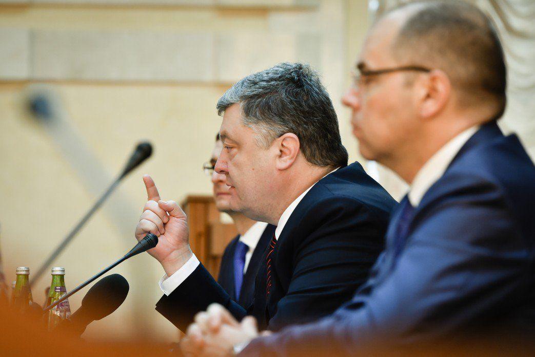 Порошенко прокоментував інцидент / president.gov.ua