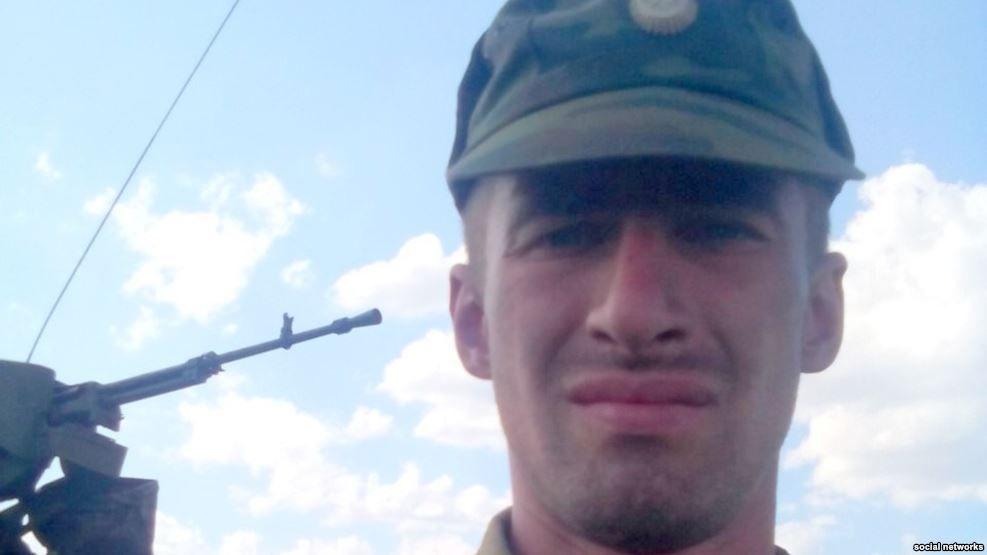 В Белоруссии боевика, воевавшего за«ЛНР», отправили кпсихиатру