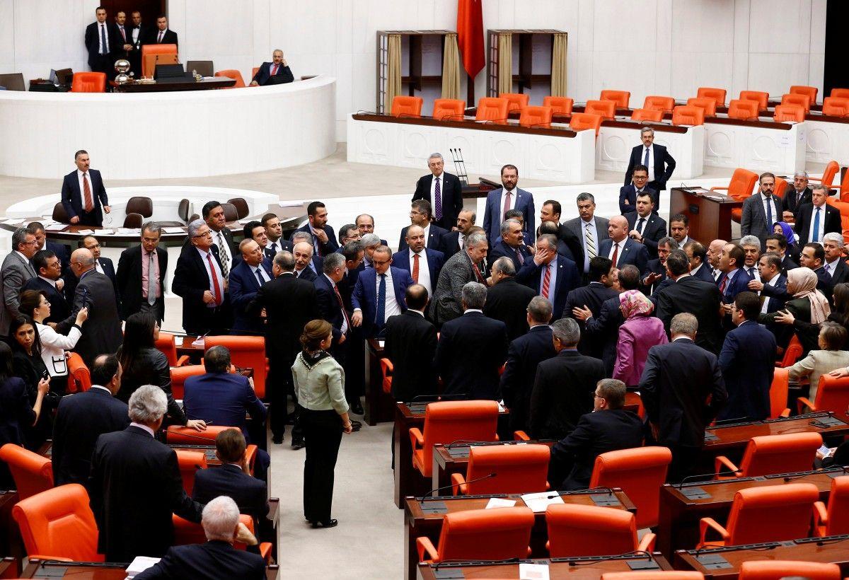Турецький парламент / REUTERS