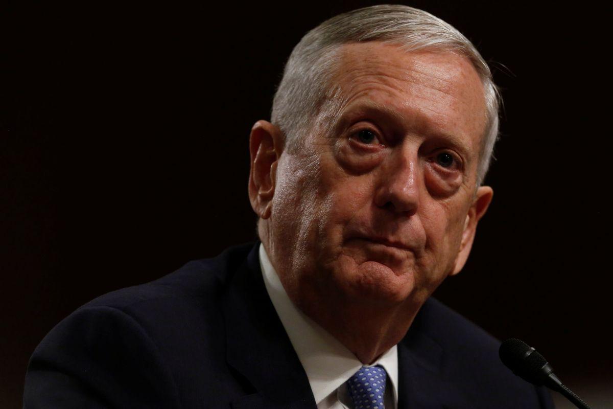 Сенат США утвердил Джеймса Мэттиса вдолжности министра обороны