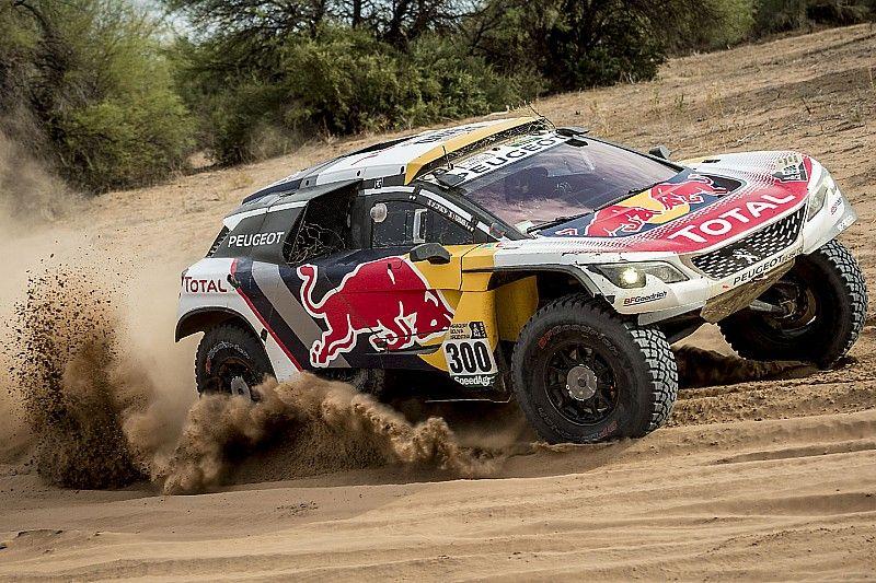 Петрансель в 13-й раз выиграл Ралли Дакар / motorsport.com