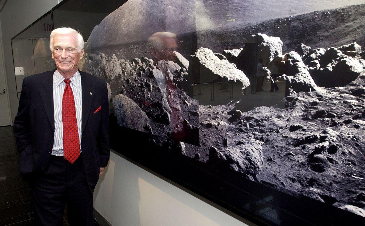 Померла остання людина, яка побувала на Місяці
