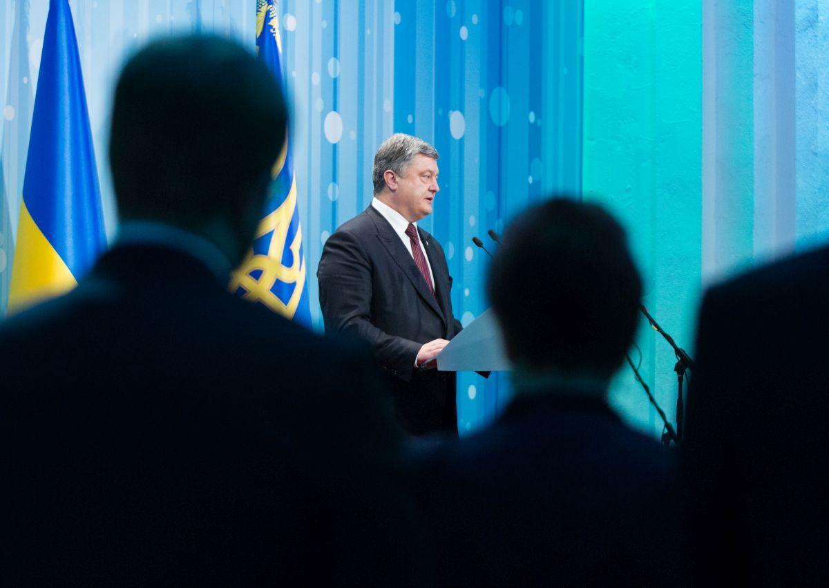 Порошенко предупредил оразочаровании украинцев вЕС из-за затягивания сбезвизовым режимом