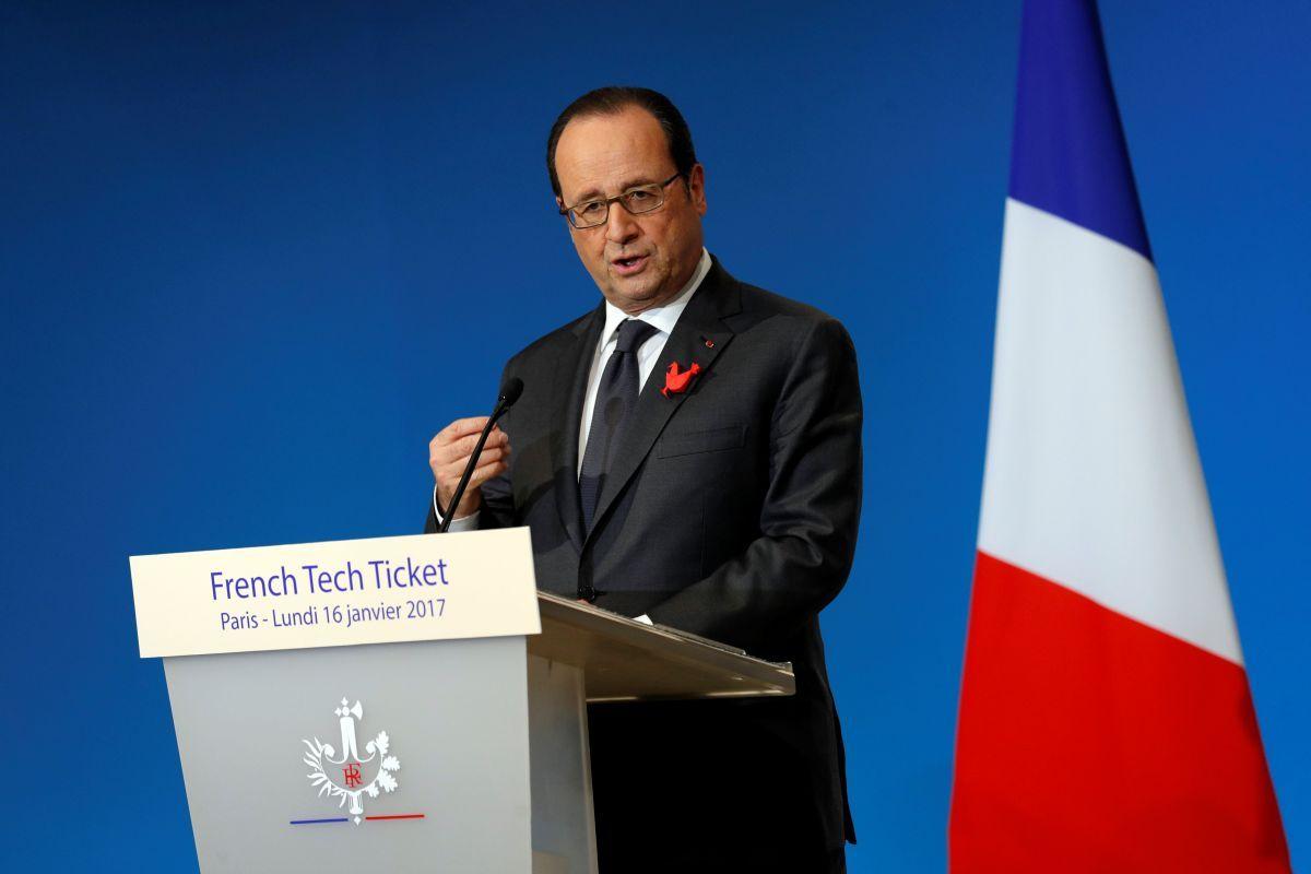 ЕСненуждается всоветах извне— Олланд оТрампе