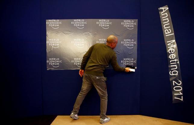 Форум вДавосе примет рекордное количество участников