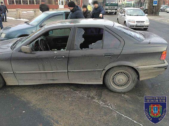 Стрельба вОдессе: милиция задержала беглеца иззала суда