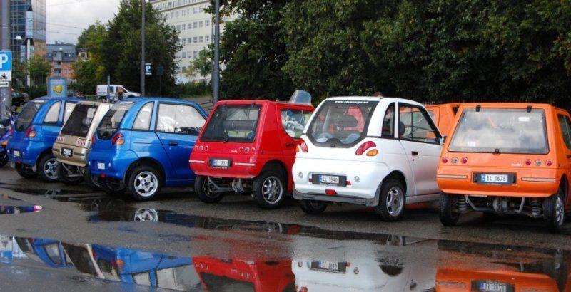ВОсло вступил всилу запрет на перемещение дизельных машин вцентре