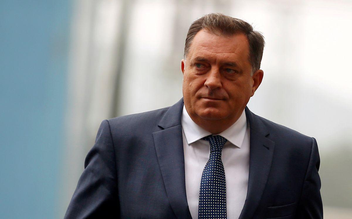 Министр финансов США внес всписок санкций президента Республики Сербской