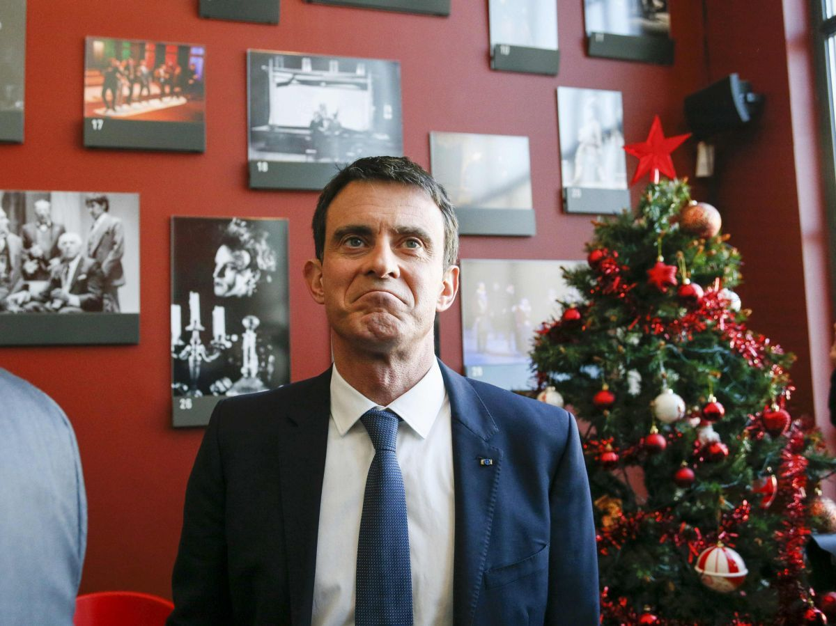 Бывший премьер-министр Франции Вальс едва неполучил пощечину вБретани