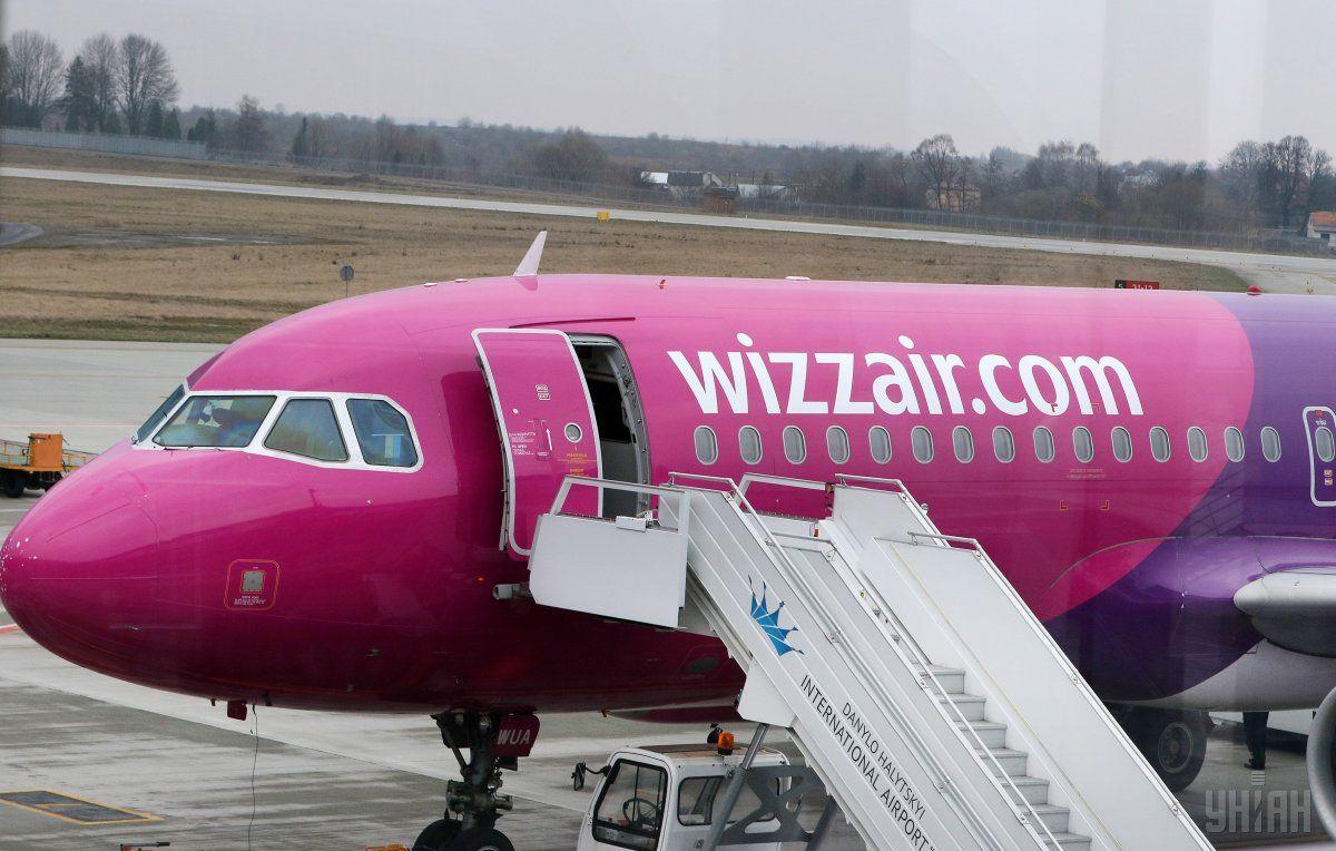 Wizz Air запускает три новых рейса из столицы Украины