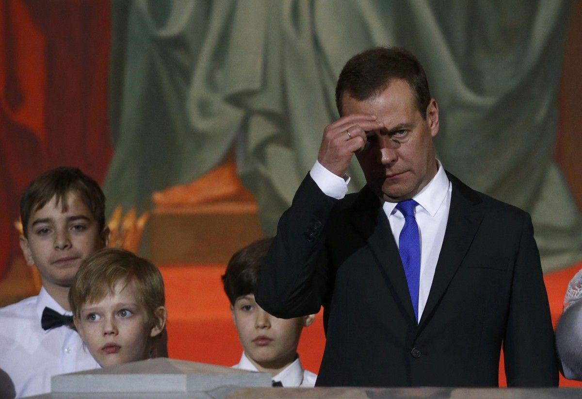 Медведев призвал не ожидать отмены санкций: «Пора распрощаться силлюзиями»