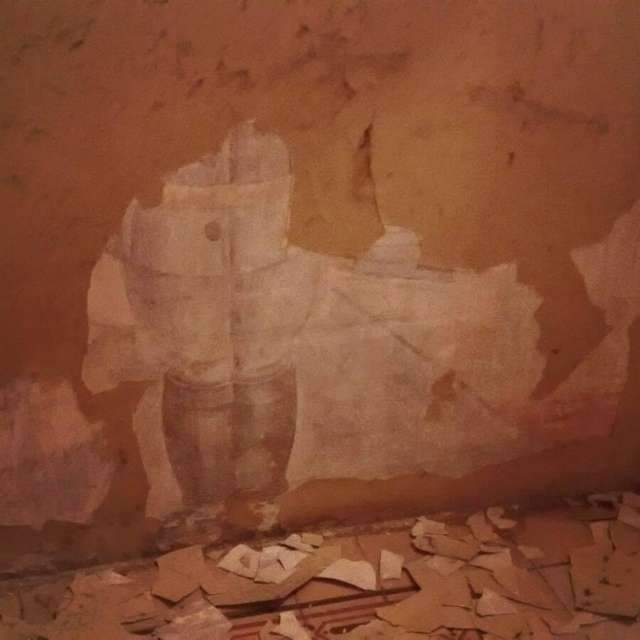 Експерти встановили ймовірних авторів фресок, виявлених у старовинній будівлі Одеси