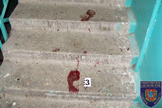 ВОдессе милиция задержала подозреваемого вубийстве 3-х человек