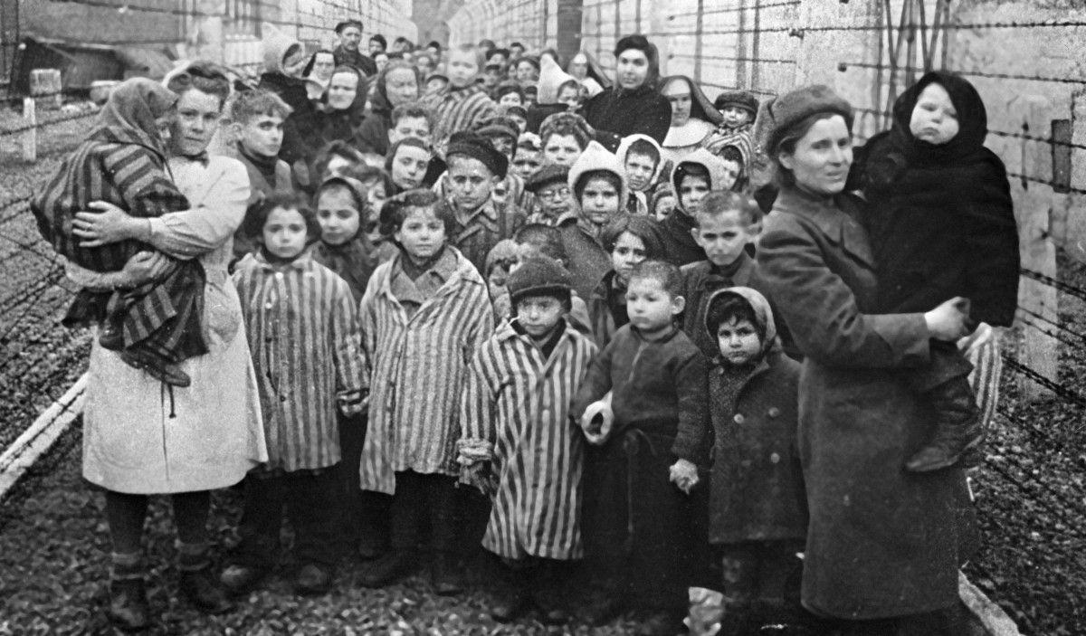 Всемирный день памяти жертв Холокоста