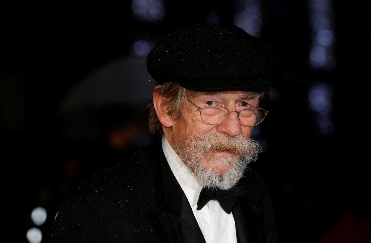 Британский артист Джон Херт скончался ввозрасте 77 лет
