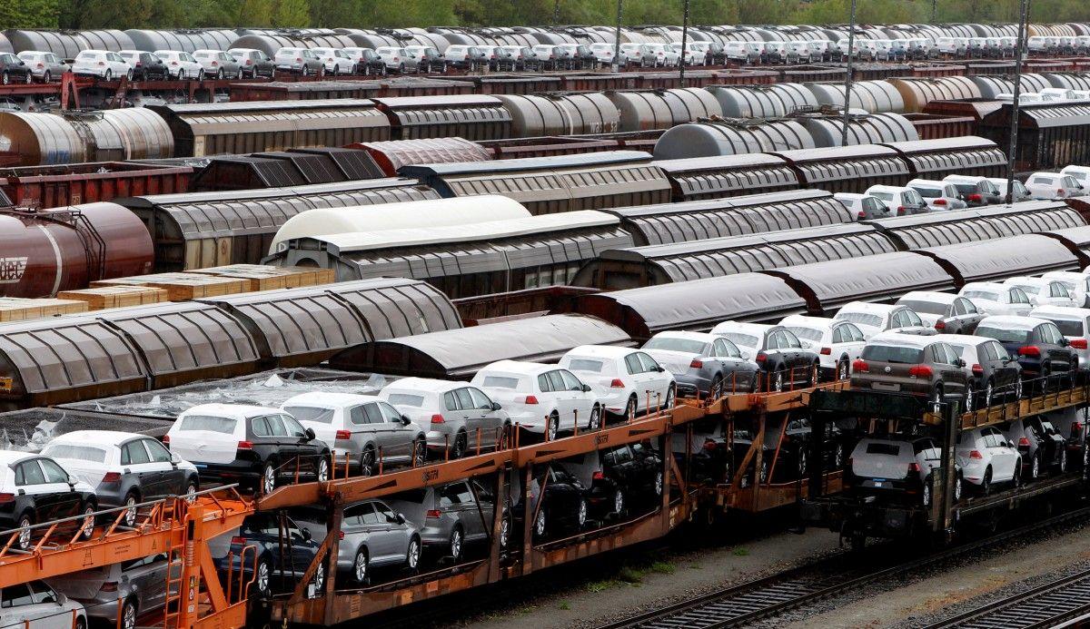 Вгосударстве Украина вырос импорт легковых авто