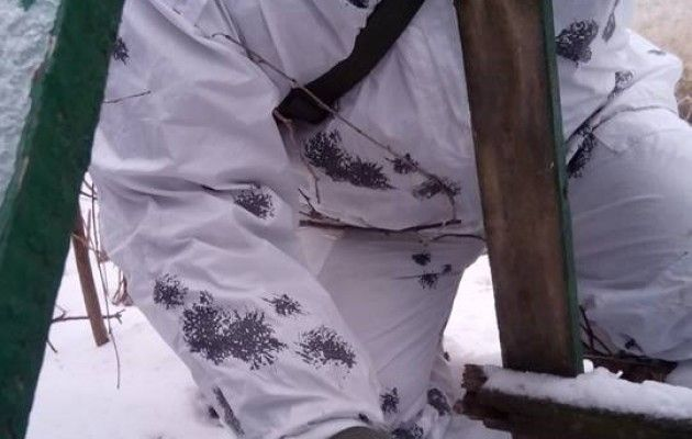 Штаб АТО: Боевики заминировали водовод «Северский Донец-Донбасс»