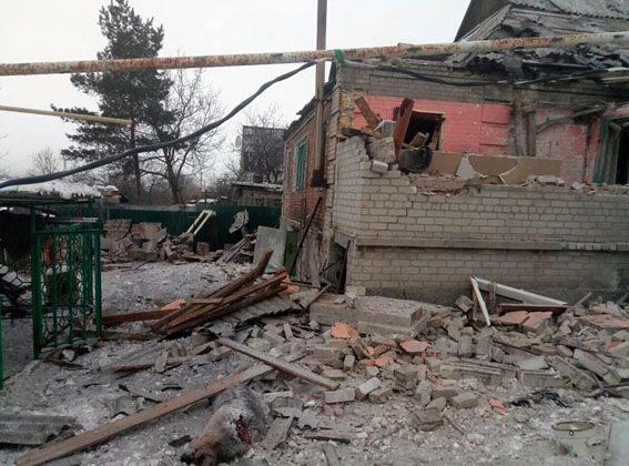 ЮНИСЕФ призвал остановить боевые действия вАвдеевке