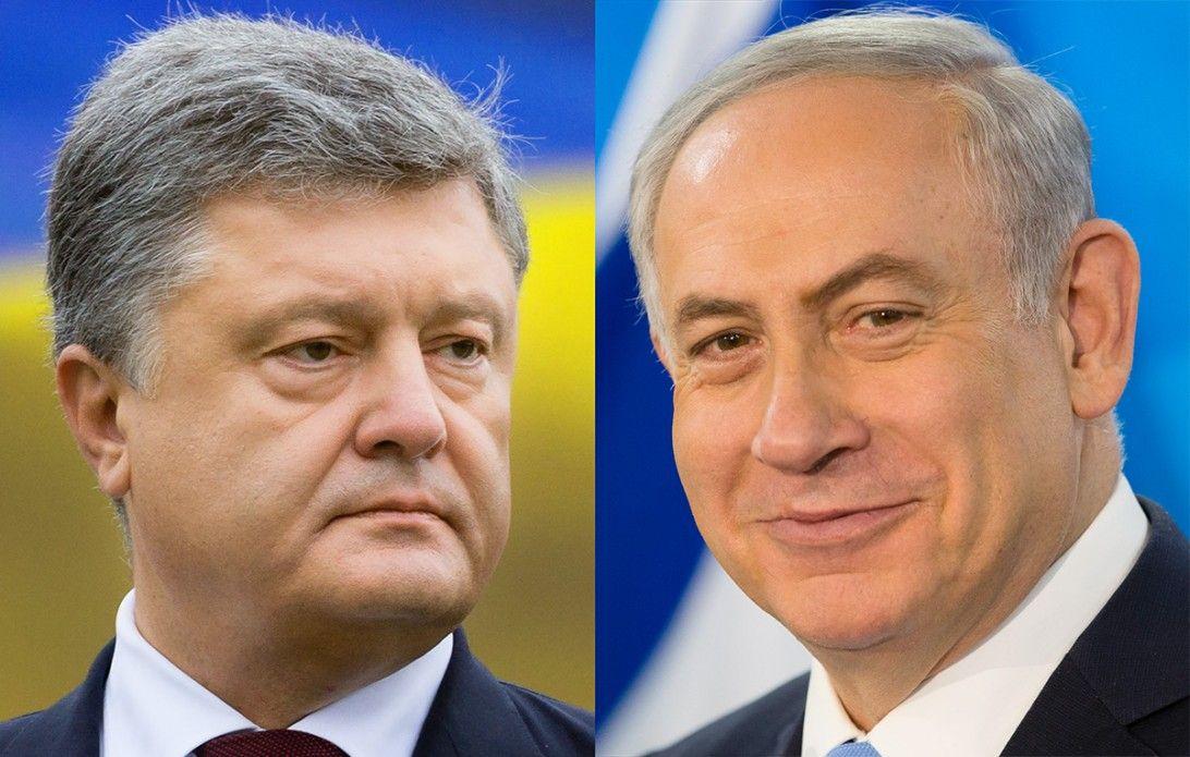 Достигнута договоренность овизите премьера Украины вИзраиль— Порошенко