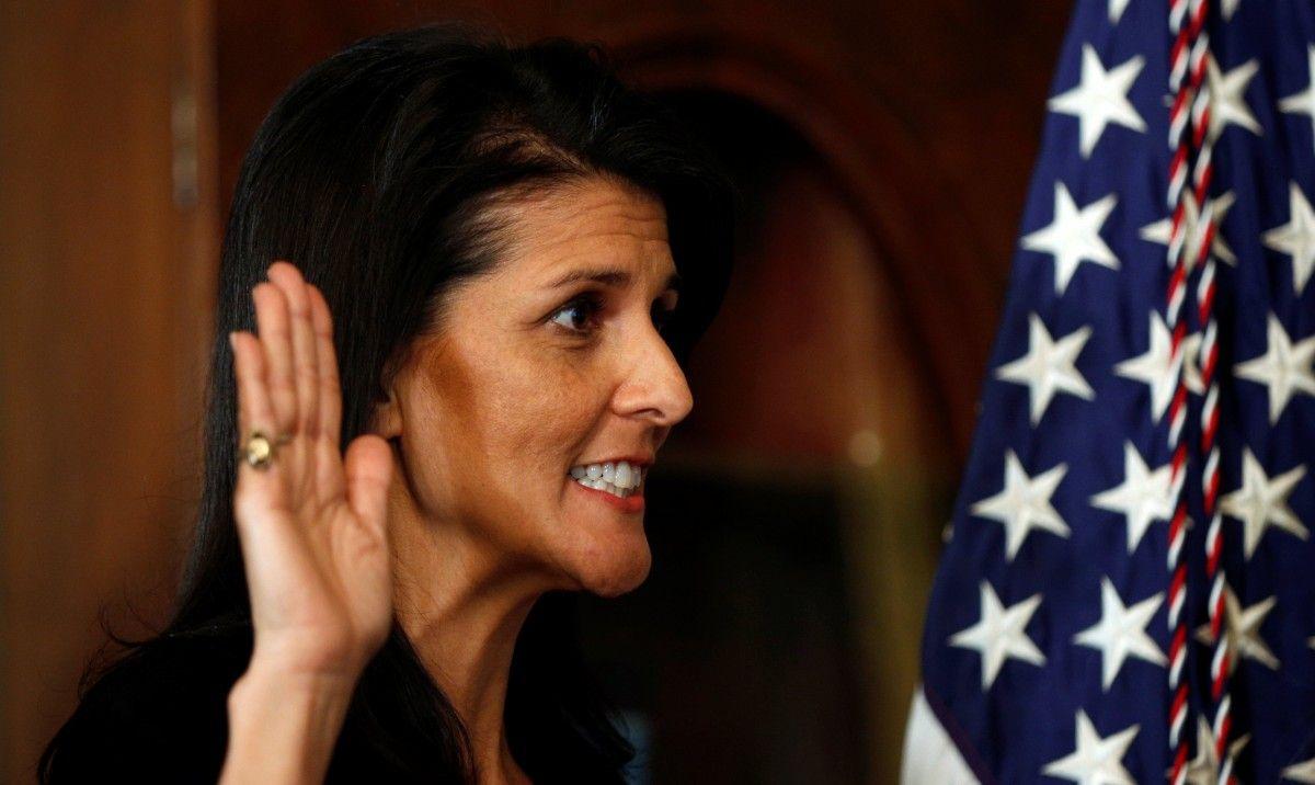 Новый постпред США при ООН назвала условия снятия санкций с РФ