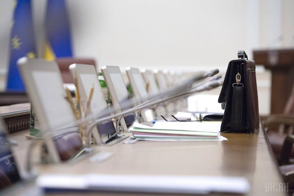 Кабмін призначив голівДержаудитслужби та Держкосмагентства/ фото УНІАН