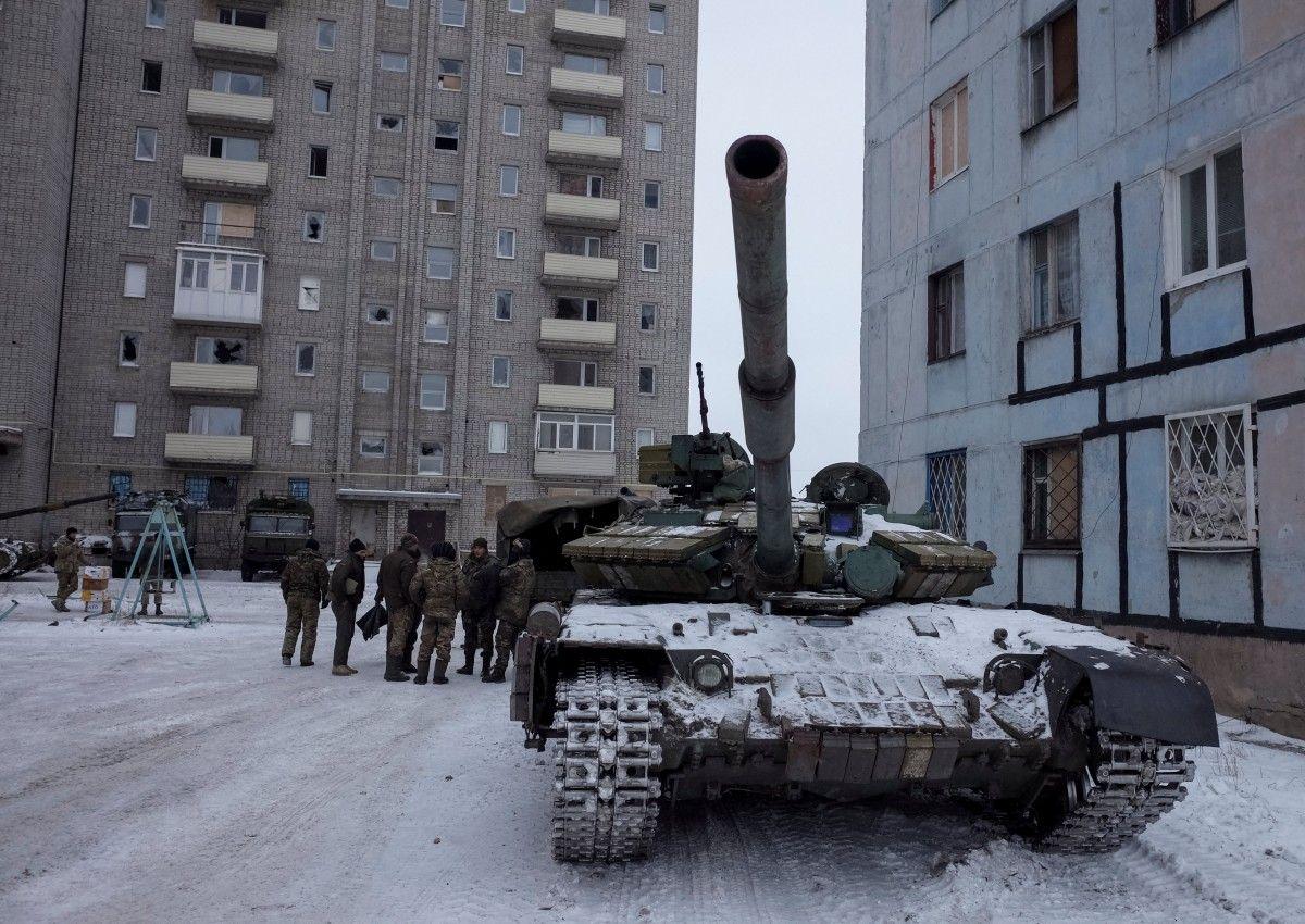 Заграничный репортер получил ранение вАвдеевке
