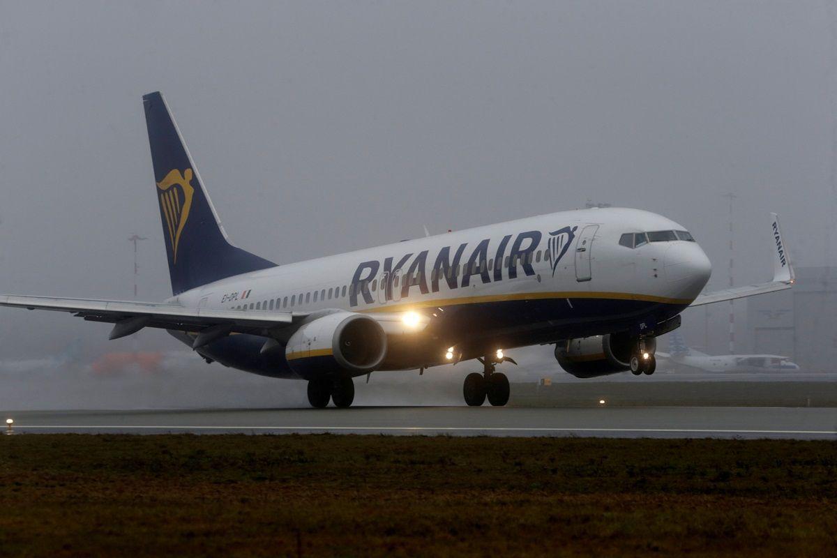 Ирландский лоукост Ryanair заходит наукраинский рынок