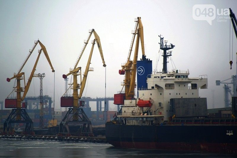 Суд Одессы конфисковал судно Sky Moon, заходившее впорты Крыма
