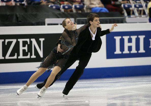Русские фигуристы завоевали «серебро» Универсиады