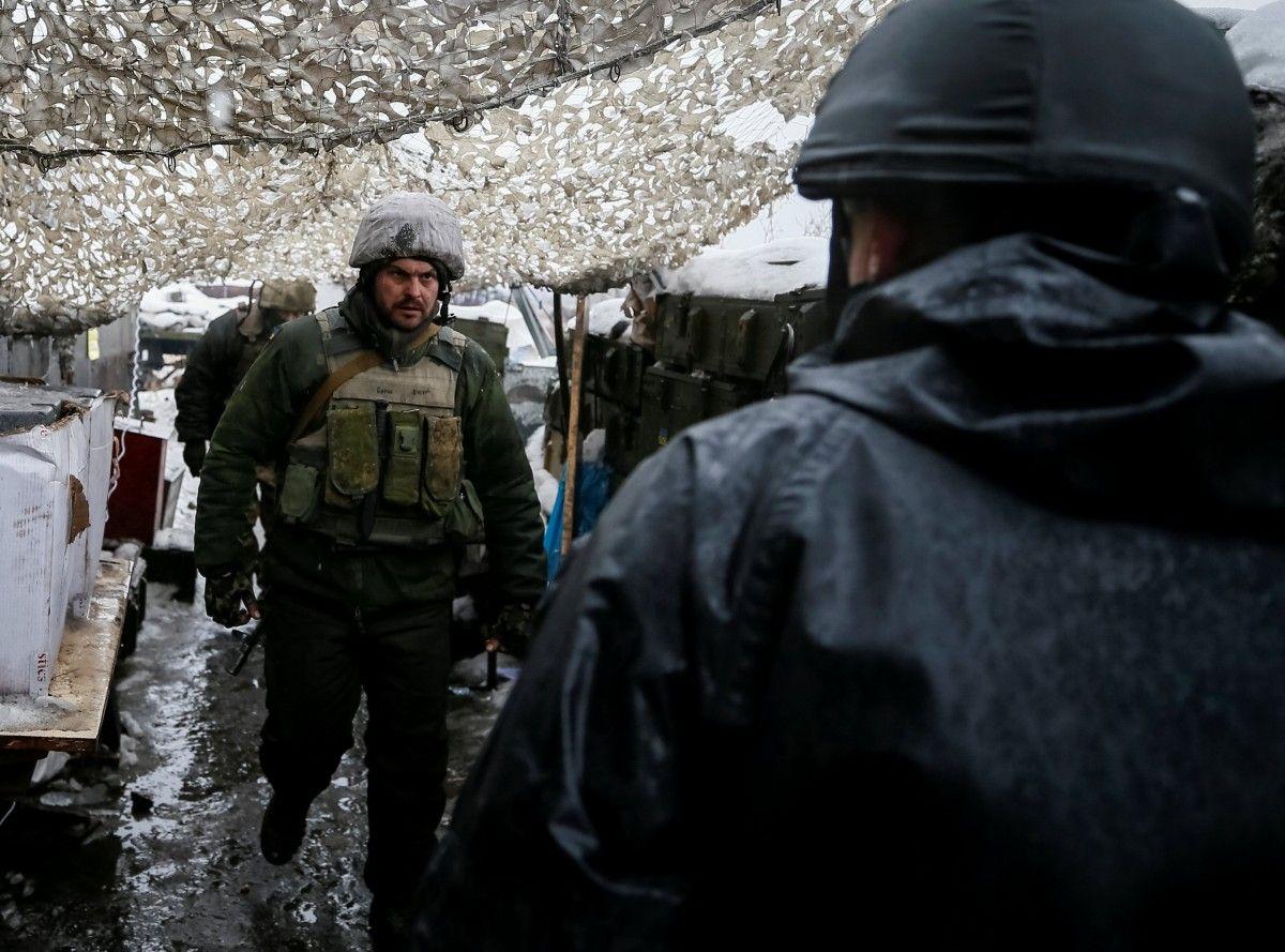 Киев откажется отМинска-2 при «катастрофическом развитии событий»