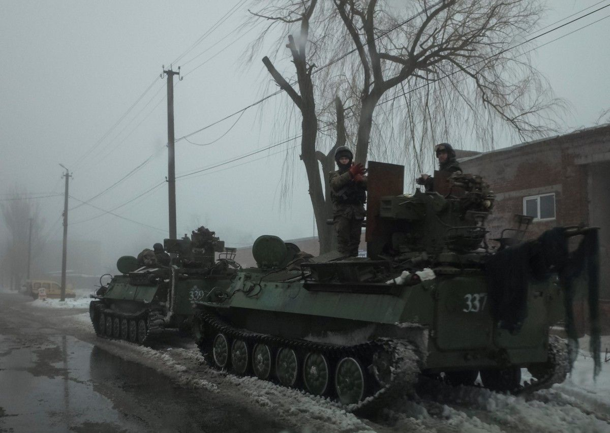 Климкин сделал объявление овведении военного положения
