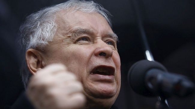 Качиньский объявил, что Украина сБандерой вЕвропу невойдет— Терпение лопнуло